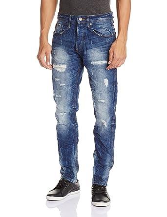 a few days away ever popular big discount Jack & Jones Men's Erik Anti Fit Jeans