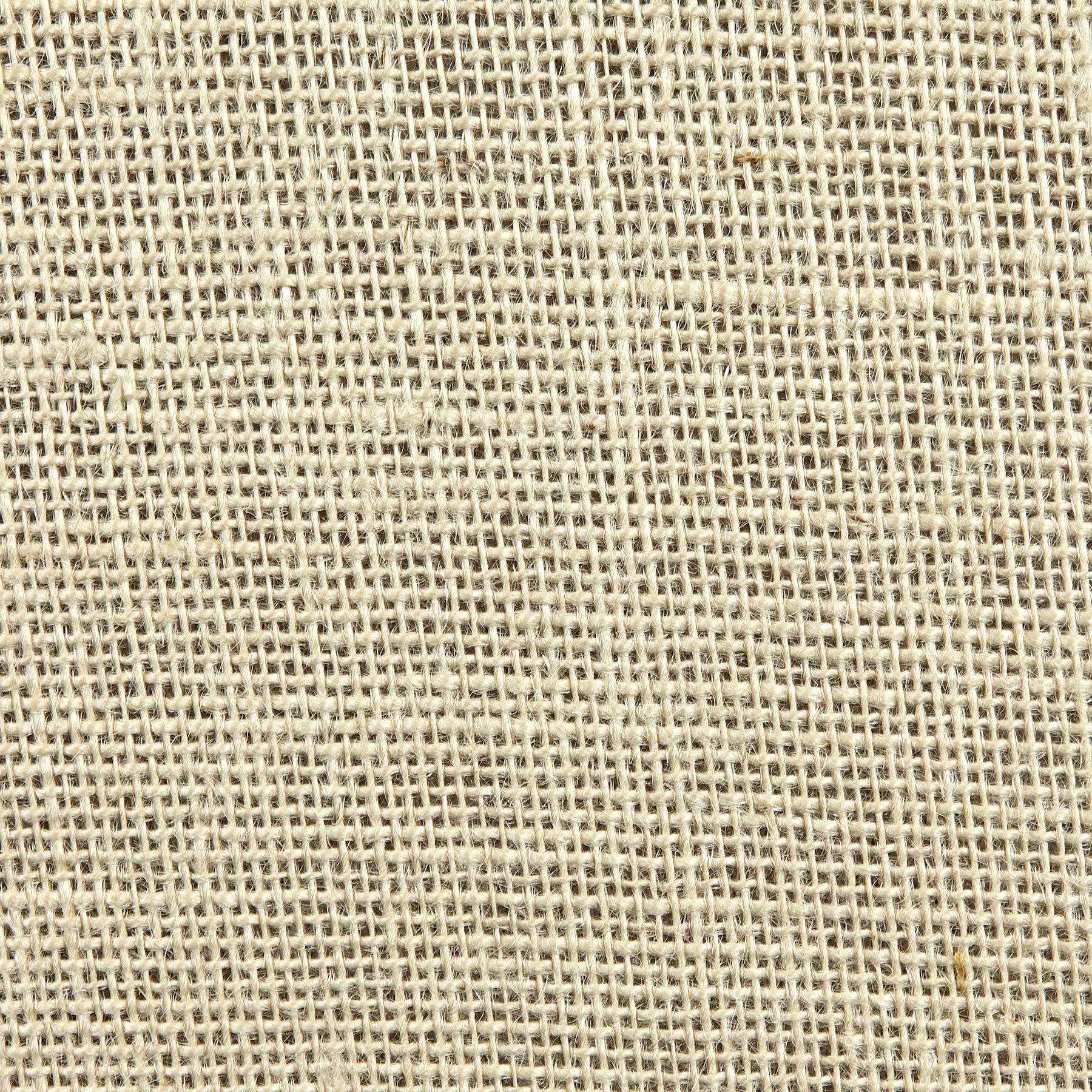 47'' Shalimar Burlap Oyster Fabric, Fabric by the Yard