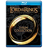 Deals on The Lord of the Rings: Original Theatrical Trilogy Blu-ray