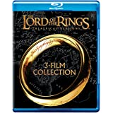 Lord of the Rings: Original Theatrical Trilogy [Blu-ray] [Import]