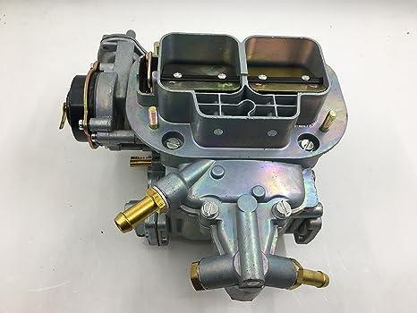 sherryberg A-Team Universal para carburador reemplazar Weber 38 x 38 2 barril Fit Fiat