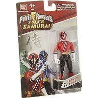 Power Ranger Samurai Red Ranger, Multi Color (4-inch Figure)