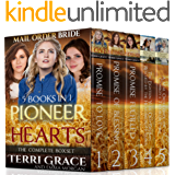 Pioneer Hearts 5 Book Inspirational Boxset: New Edition