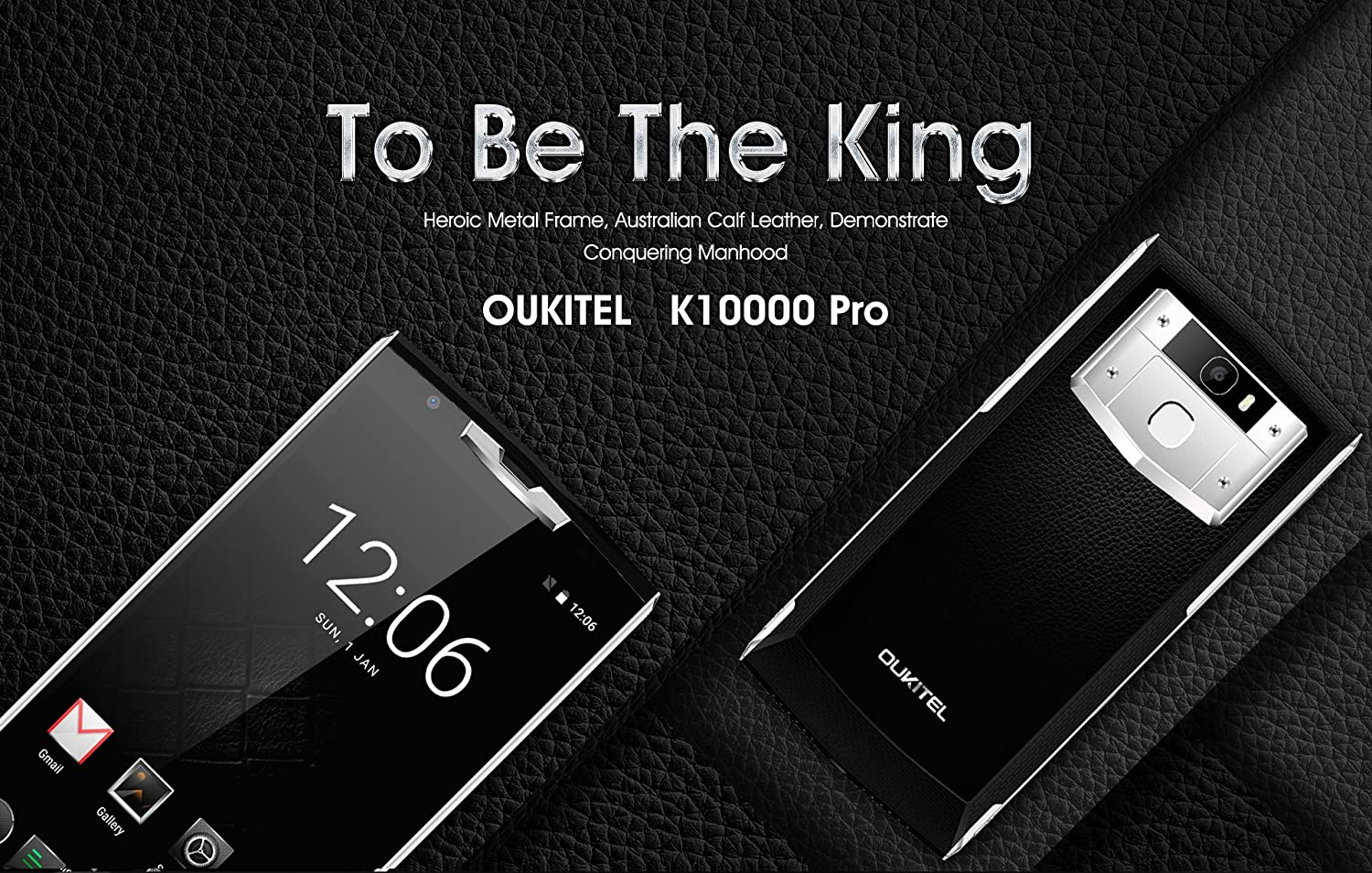 Mobile Phone Batteries Just New High Quality 10000mah Battery For Oukitel K10000pro K10000 Pro Mobile Phone Factory Direct Selling Price Cellphones & Telecommunications