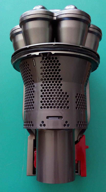 Contenedor superior para aspiradoras ciclónicas originales Dyson DC45, DC45 AnimalPro, Uptop y Carboat. Código artículo: 924366-01: Amazon.es: Electrónica