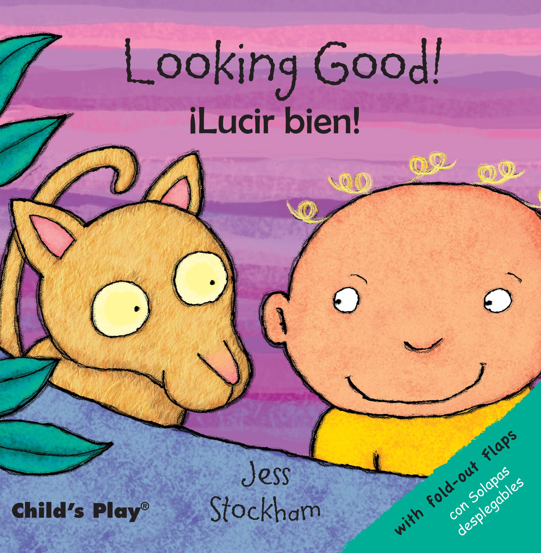 Read Online Looking Good! /Lucir bien! (Just Like Me!) (English and Spanish Edition) pdf
