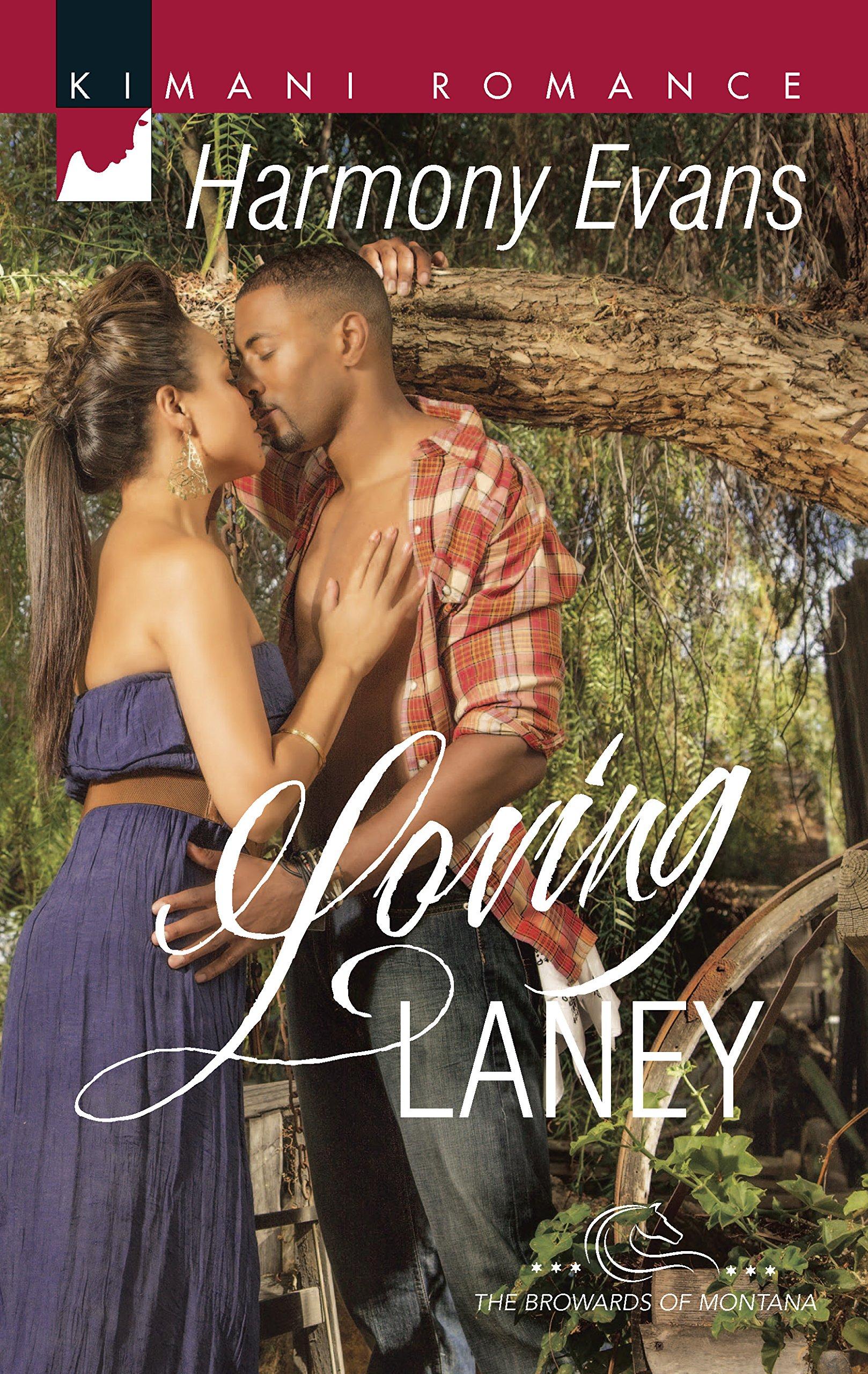 Amazon.com: Loving Laney (The Browards of Montana) (9780373863570): Harmony  Evans: Books