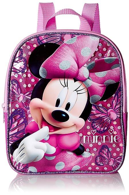 "Minnie mouse""lazos en todas partes"" Mini mochila, niña, ..."