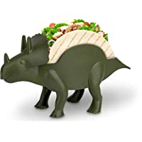 DINOSAUR TACO HOLDER, can hold Two Tacos. Taco Stand for Loading and Assembling Tacos Upright. KIDS TACO HOLDER – Great…