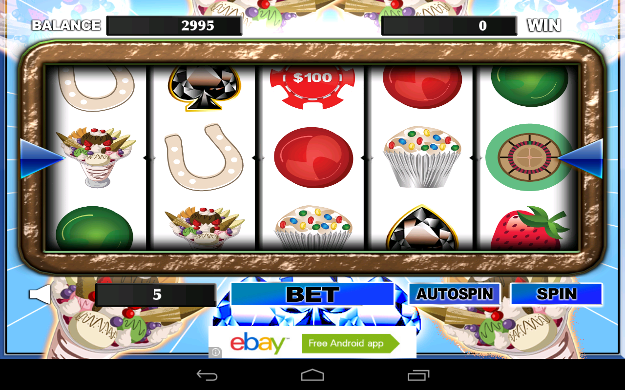 Free Casino Slots Games Sundae Whipped Cream: Amazon.es: Appstore para Android