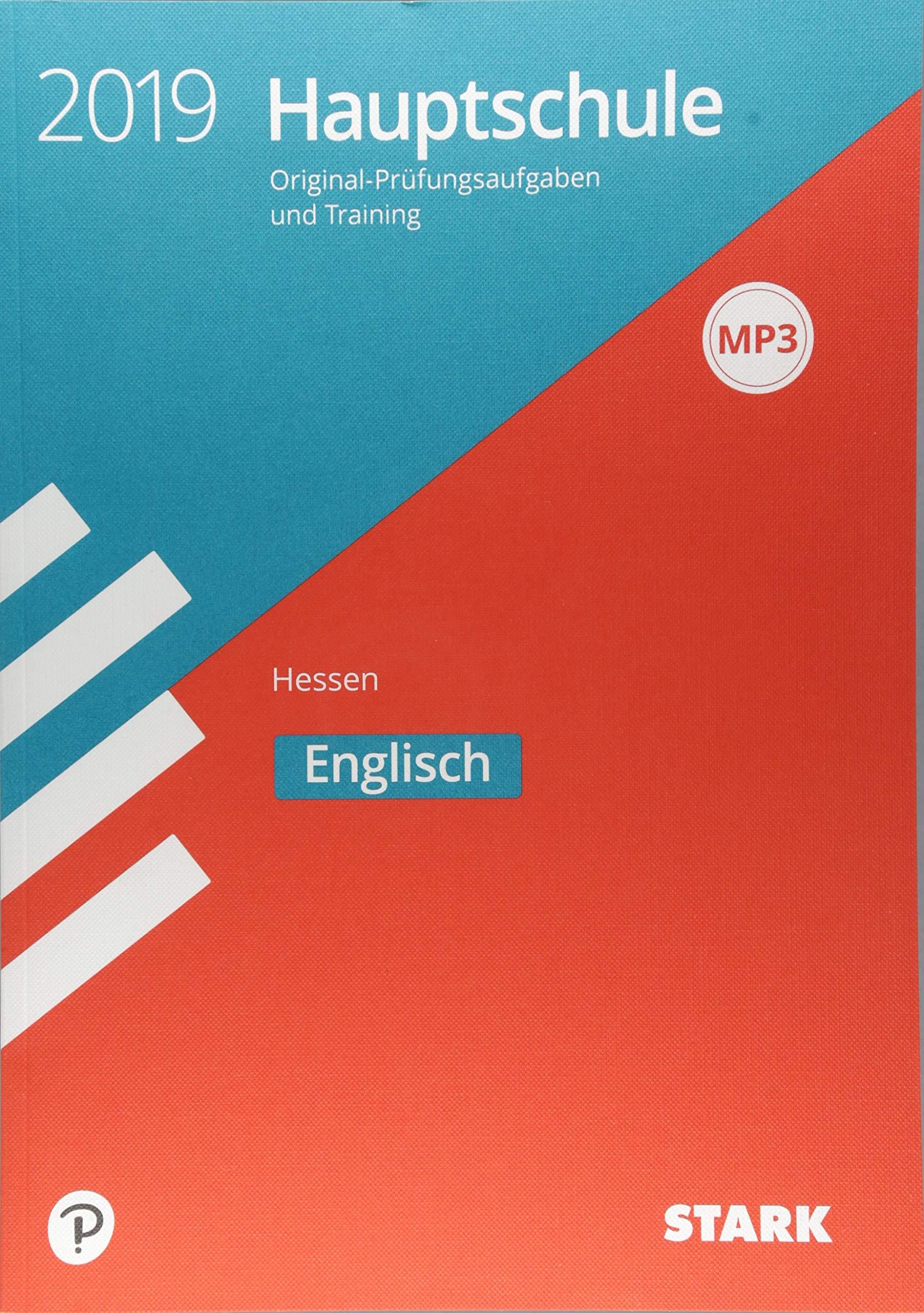 Abschlussprüfung Hauptschule Hessen - Englisch
