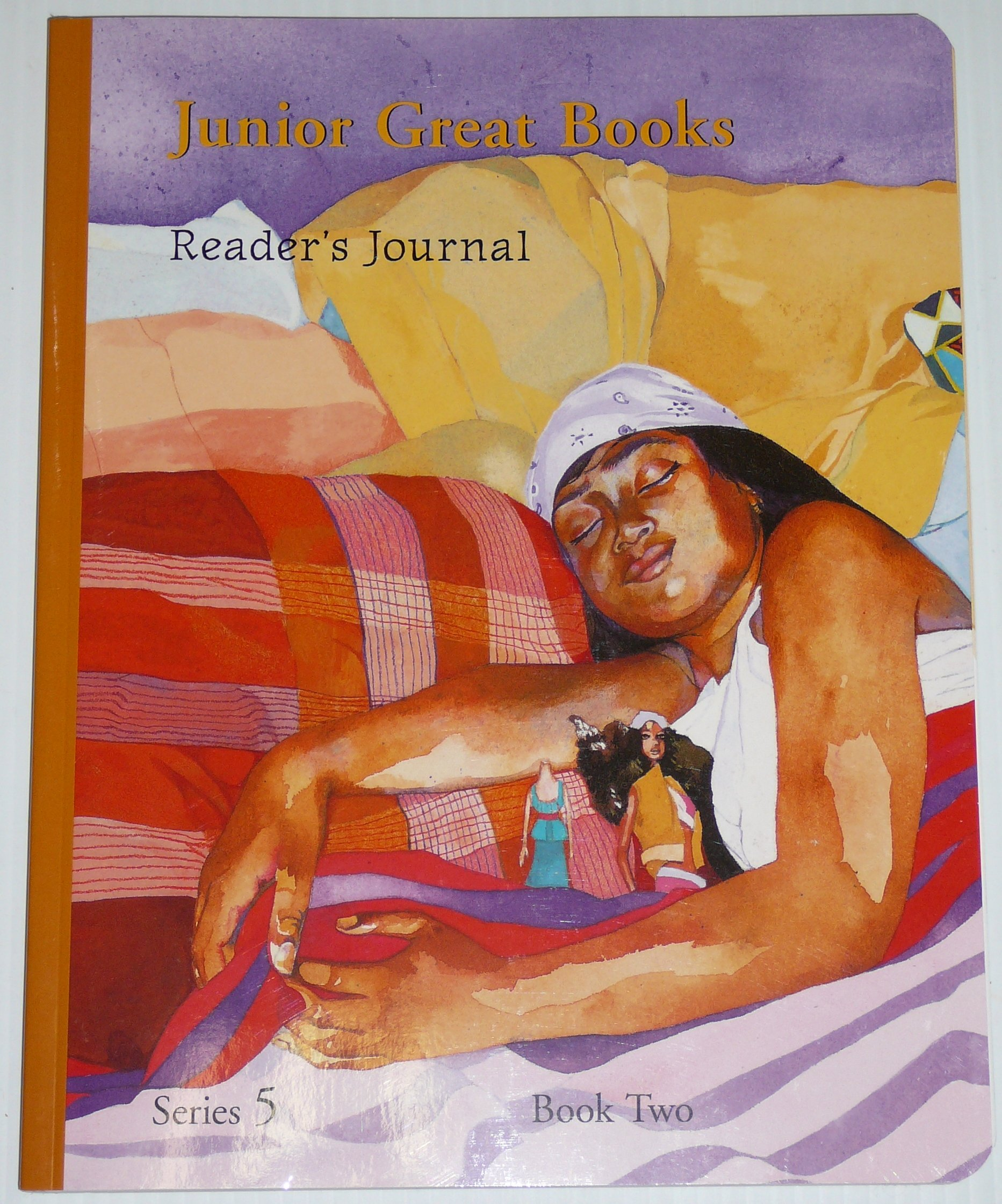 Download Series 5, Semester 2 Reader's Journal (Junior Great Books, book 2) pdf epub