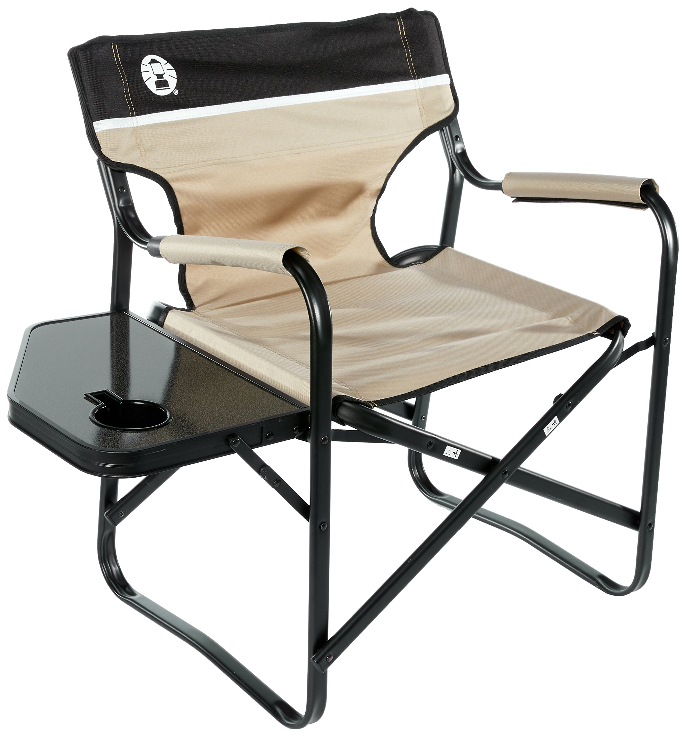 Camping Chairs with Side Table: Amazon.com