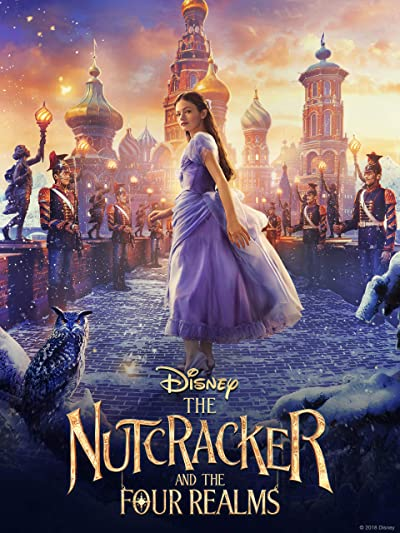 The Nutcracker and the Four Realms 2018 BRRip 480p Dual Audio Hindi 400MB