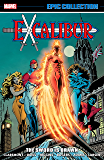 Excalibur Epic Collection: The Sword Is Drawn (Excalibur (1988-1998))