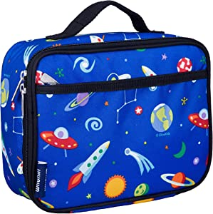Wildkin 33077 Olive Kids Out of this World Lunch Box