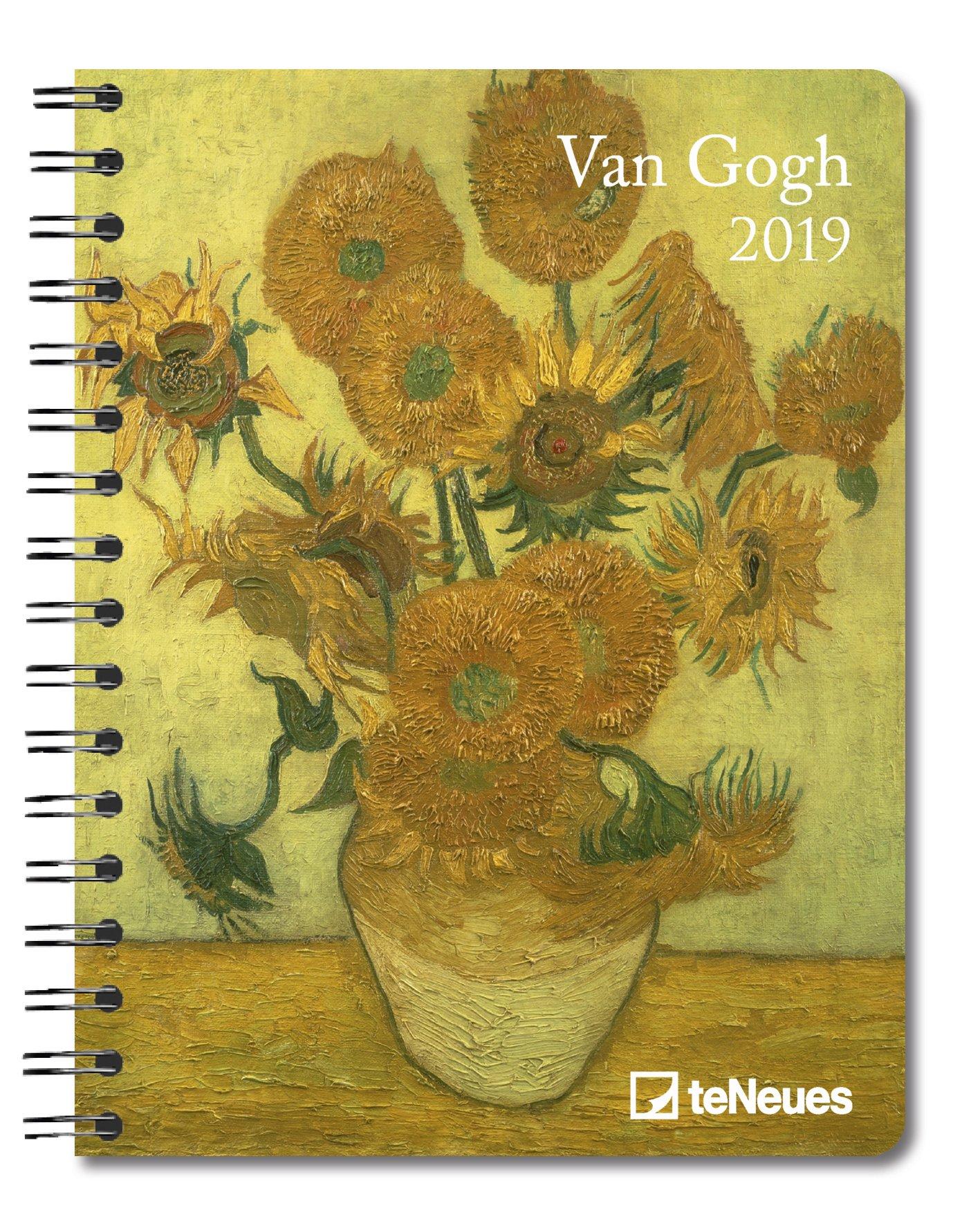 2019 van Gogh Deluxe Diary: Amazon.es: Vincent van Gogh: Libros