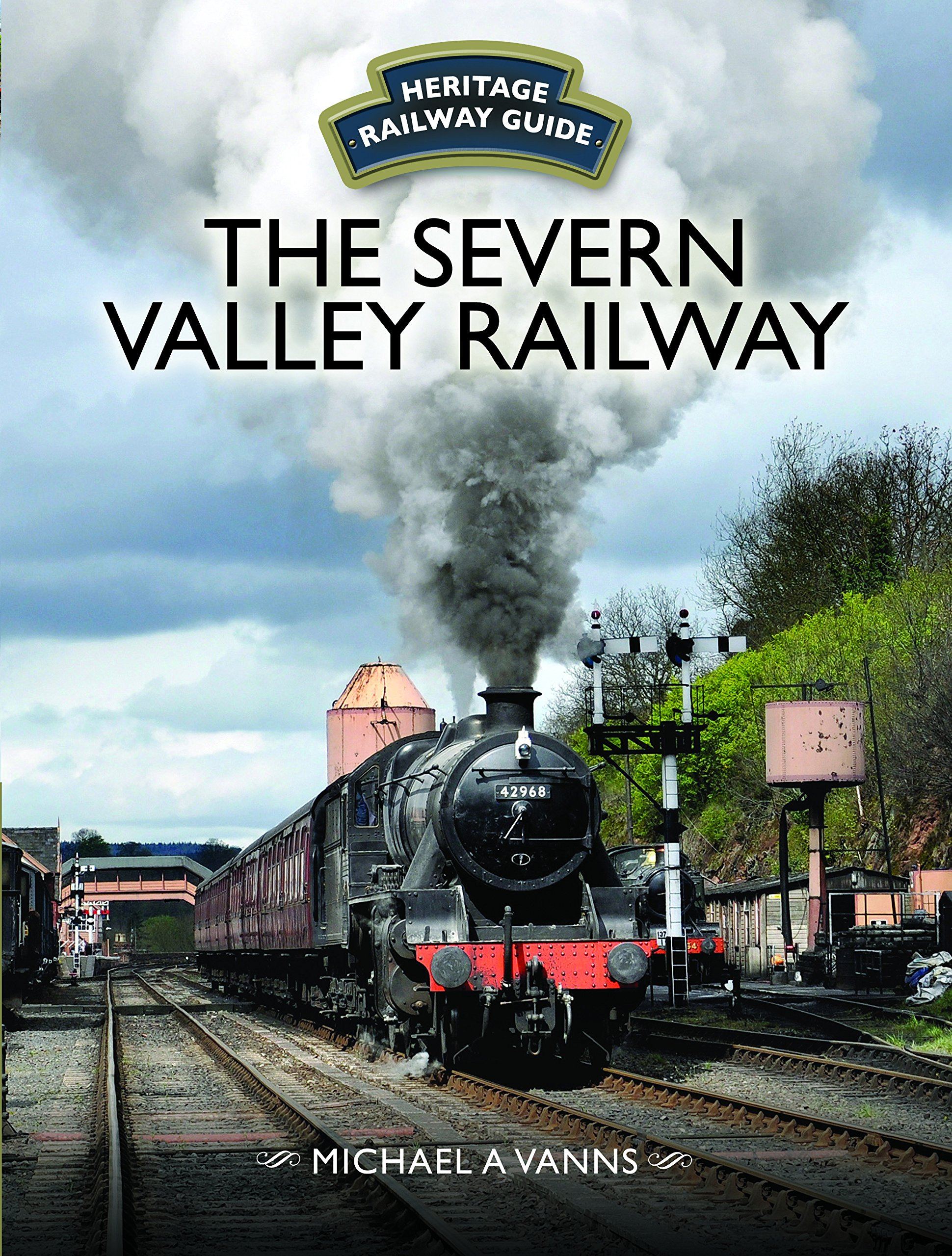 Download The Severn Valley Railway (Heritage Railway Guide) pdf epub