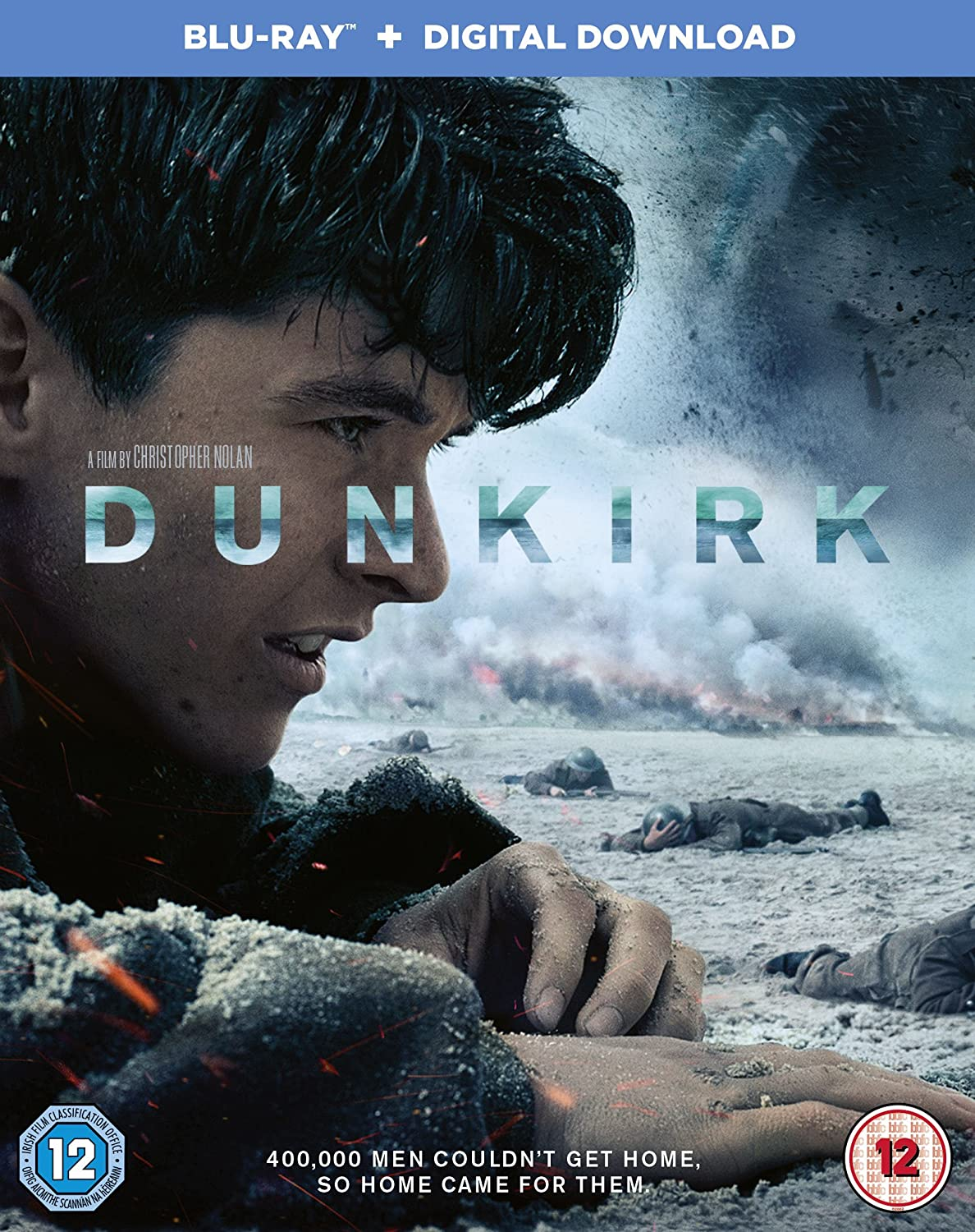 Amazon. Com: dunkirk [blu-ray + digital download] [2017] [region.