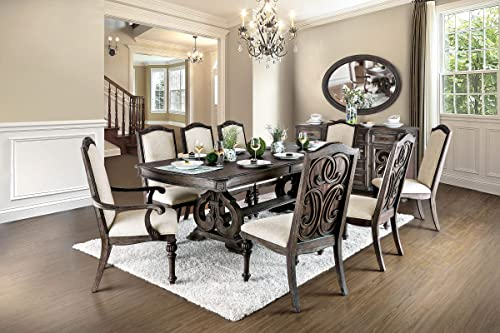 Carefree Home Furnishings ARCADIA Dining Tables, Natural Tone