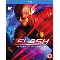 The Flash: Season 4 [Blu-ray] [2018]