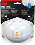 3M 8511HA1-C-PS Sanding and Fiberglass Valved Respirator