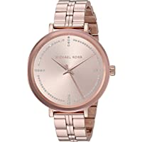 Michael Kors Analog Rose Gold Dial Women's Watch-MK3793