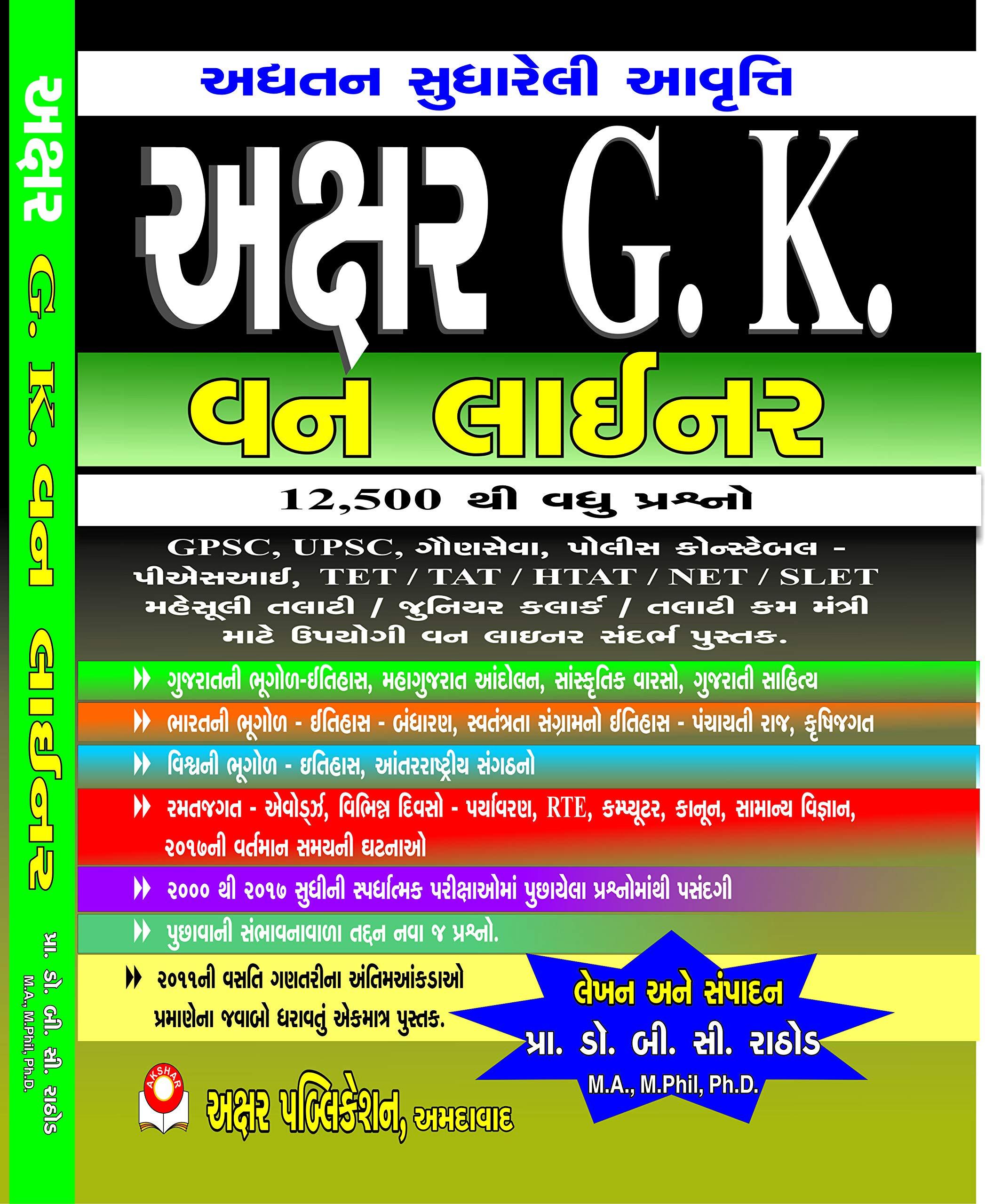 Latest G.k Book