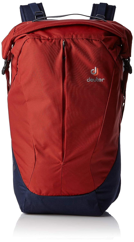 Deuter XV 3, Mochila Unisex Adulto, Rojo (Lava/Navy) 24x36x45 cm (W x H x L): Amazon.es: Zapatos y complementos