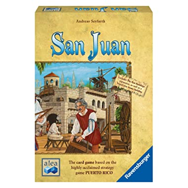 Ravensburger San Juan Card Game