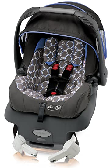 Evenflo Serenade Infant Car Seat Honeycomb Baja Discontinued By Manufacturer