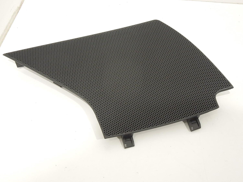 Audi A3/8/V NS links vorne Lautsprecher Cover schwarz NEU original