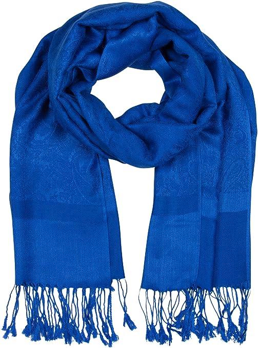 闪购!女式羊绒大围巾/披肩$8.57!超过50色