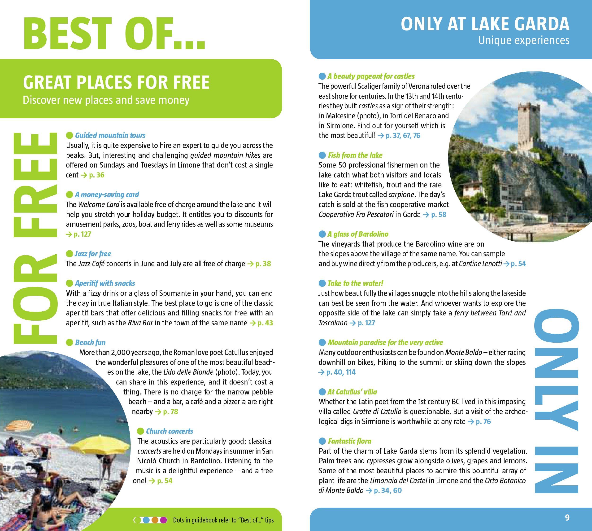 8e0b924d67d82 Lake Garda Marco Polo Pocket Guide (Marco Polo Travel Guides)   Amazon.co.uk  Marco Polo  8601200932324  Books