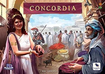 Ediciones MasQueoca Concordia Quinta Edición Español y Portugués: Amazon.es: Juguetes y juegos