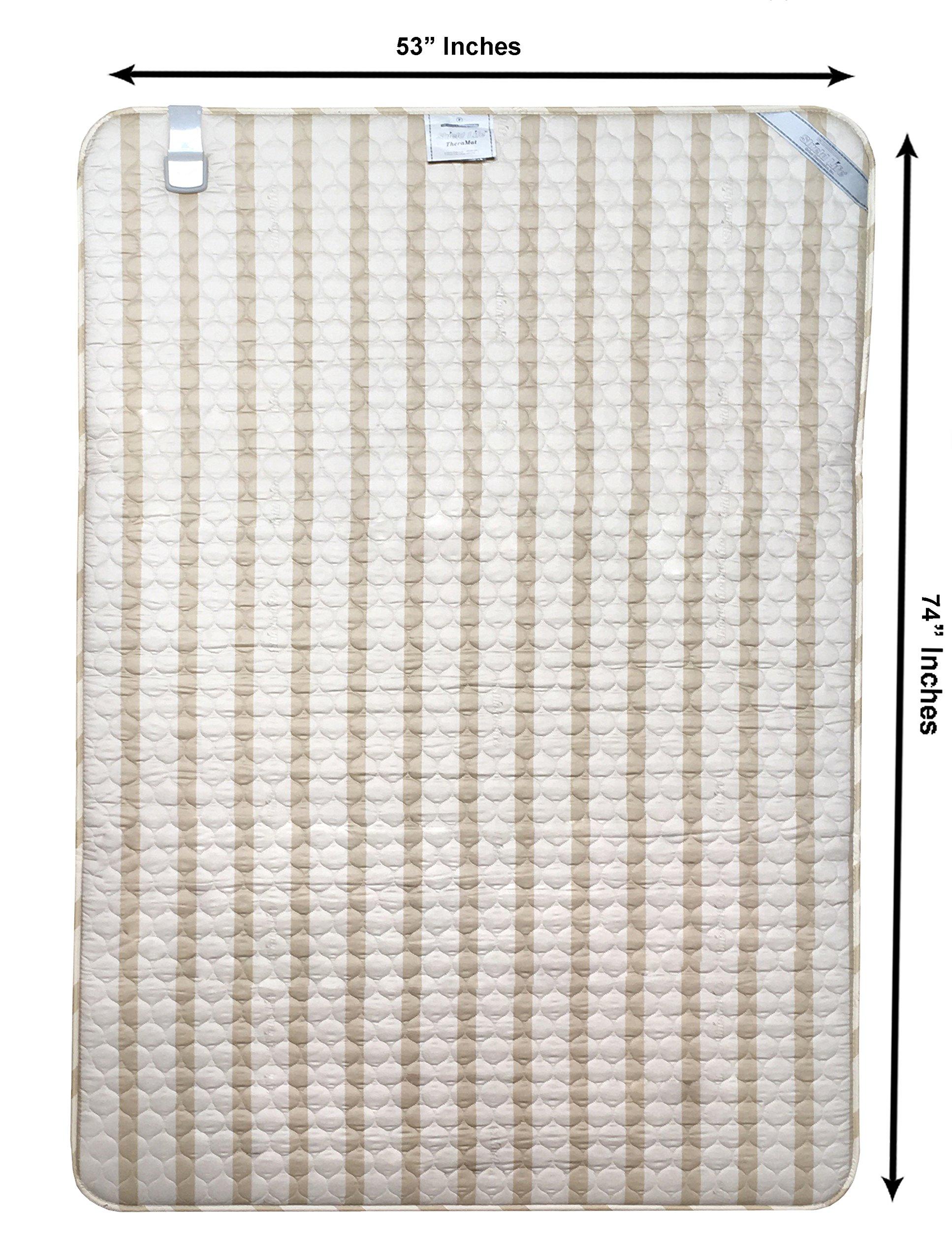 Shield Life Theramat FULL Far Infrared Heated Mattress