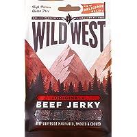 Wild West Original Beef Jerky, 35 g, Pack
