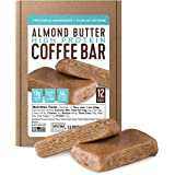 Protein Coffee Energy Bar, Made with Five Simple Ingredients, All Natural, Gluten Free, Non GMO & 17g of Protein, Made…
