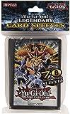 Yu-Gi-Oh! - Jeux de Cartes - Protèges Cartes Format JAP - Officiel Konami - Joey, Yugi Et Kaiba (par 70)