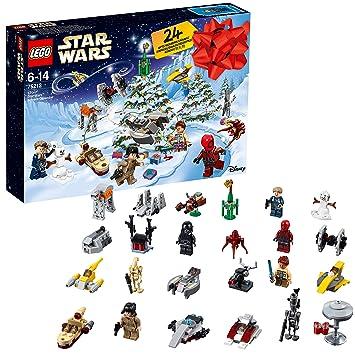 Calendrier De L Avent Lego City 2020.Lego Star Wars Calendrier De L Avent Lego Star Wars 75213 Jeu De Construction