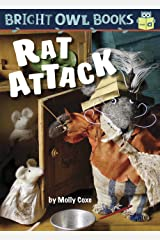 Rat Attack: Short vowel a (Bright Owl Books) Paperback