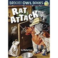 Rat Attack: Short A (Bright Owl Books)