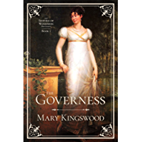 The Governess (Sisters of Woodside Mysteries Book 1) (English Edition)