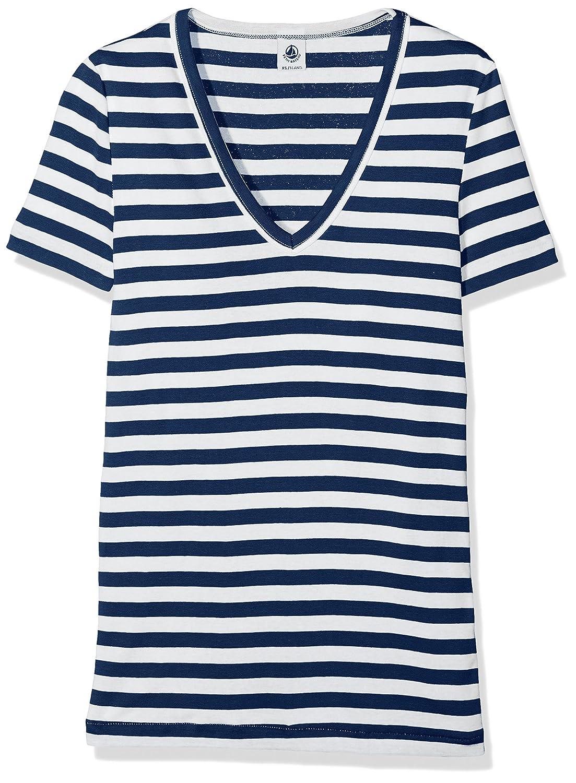 Petit Bateau Mädchen T-Shirt 36 28874