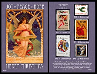 product image for Christmas Angel Stamp Collection