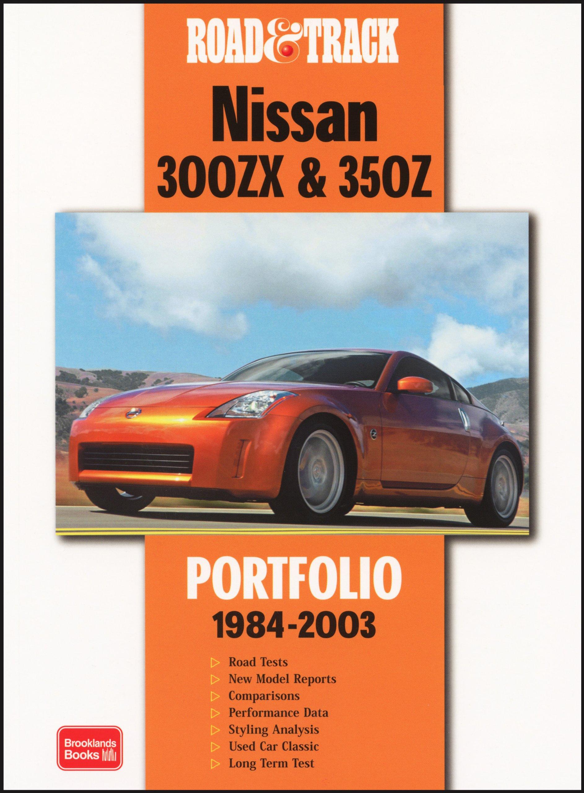 Road & Track Nissan 300ZX & 350Z Portfolio 1984-2003: Amazon.es: R. M. Clarke: Libros en idiomas extranjeros