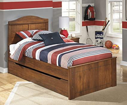 Amazon Com Ashley Furniture Signature Design Barchan Twin Rails