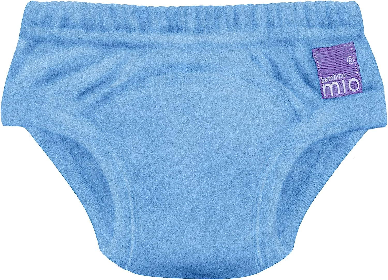Bambino Mio TP2-3 B Pañal de Aprendizaje, 2-3 Años, Azul