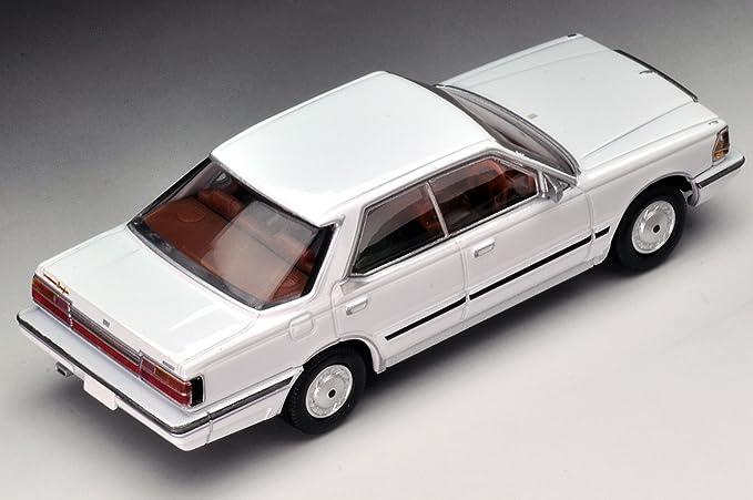 Amazon.com: Tomica Limited Vintage Neo 1/64 LV-N150a Gloria V30 Braham White: Toys & Games