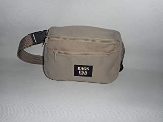 product image for BAGS USA Law Enforcement Fanny Pack,Gun Fanny Pack with Hidden Pocket,Made in U.s.a.